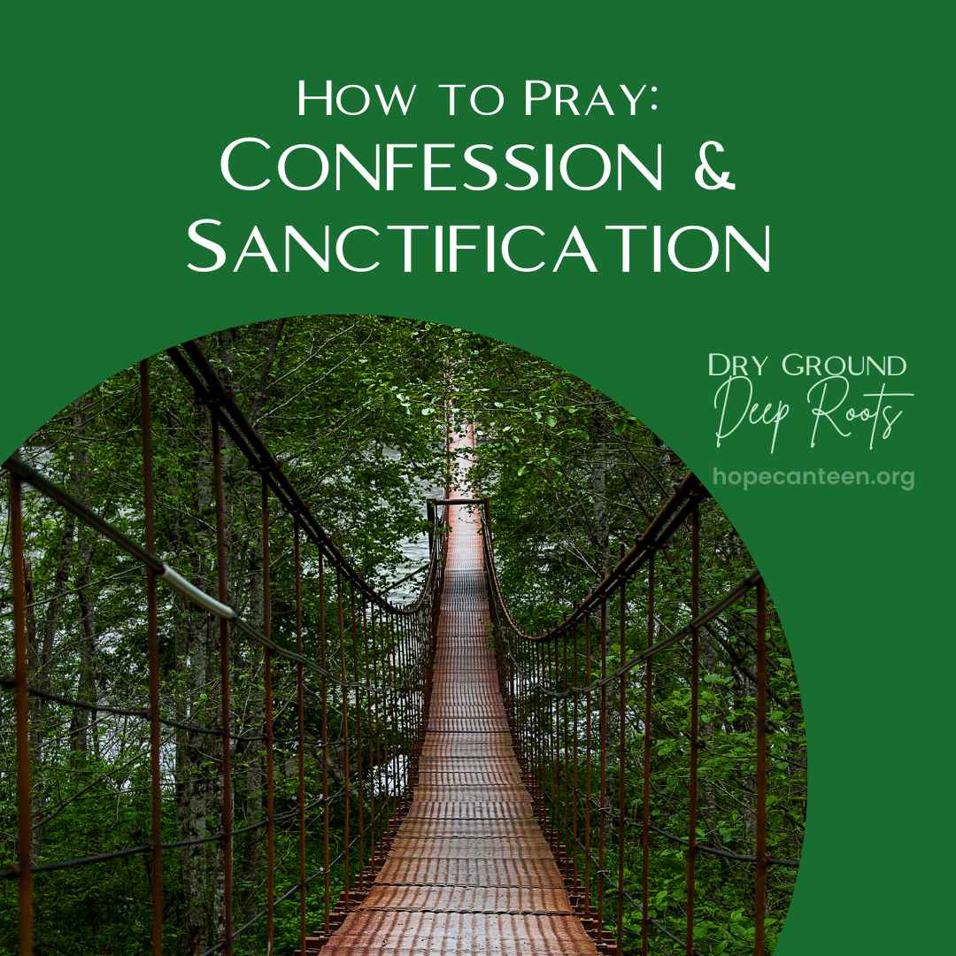 Confession & Sanctification