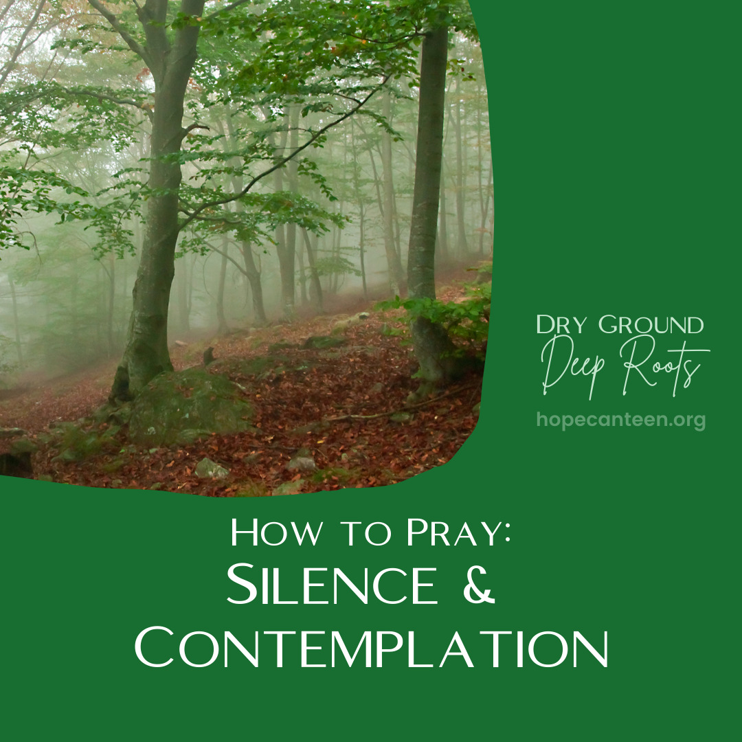 How to Pray: Silence & Contemplation