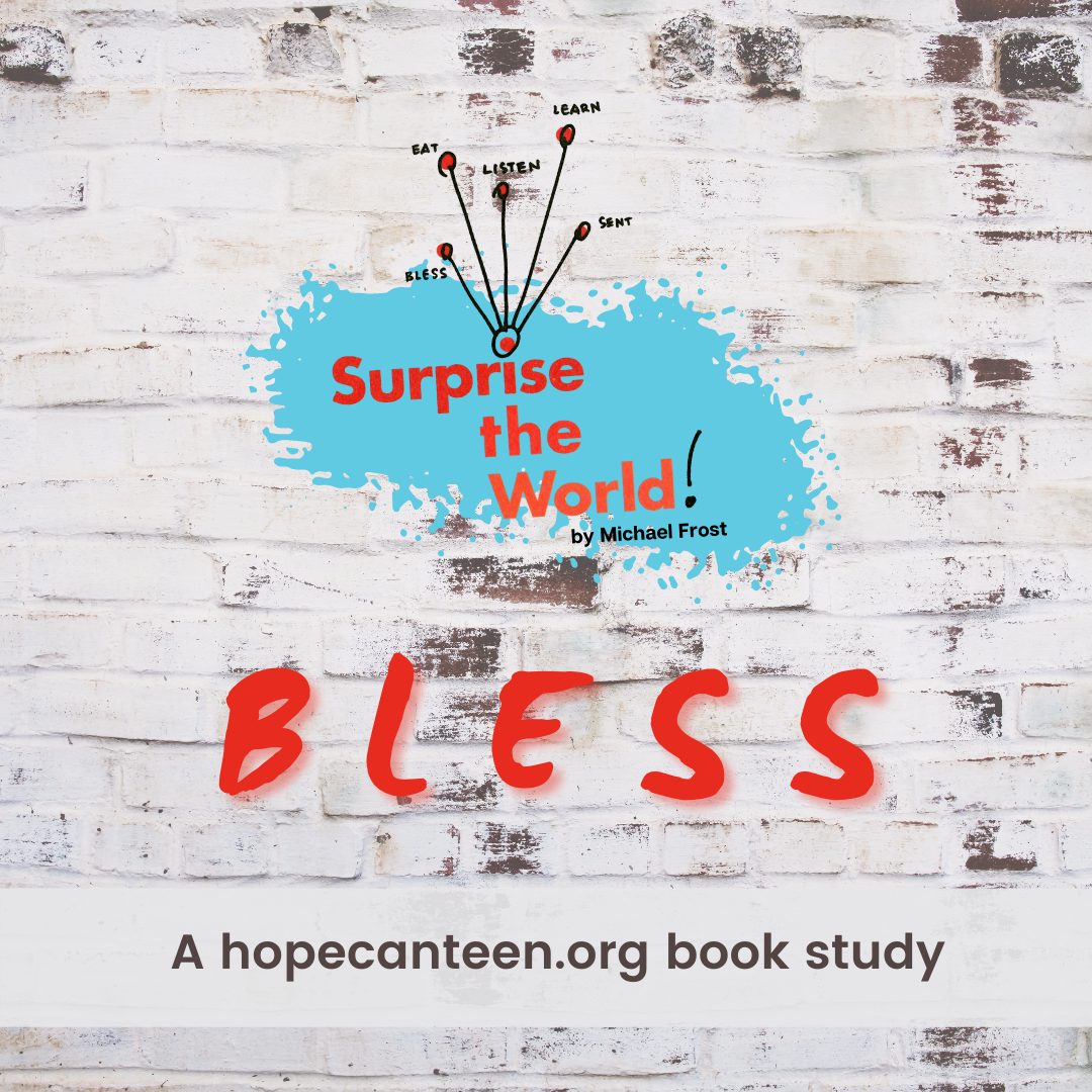 Surprise the World: Bless