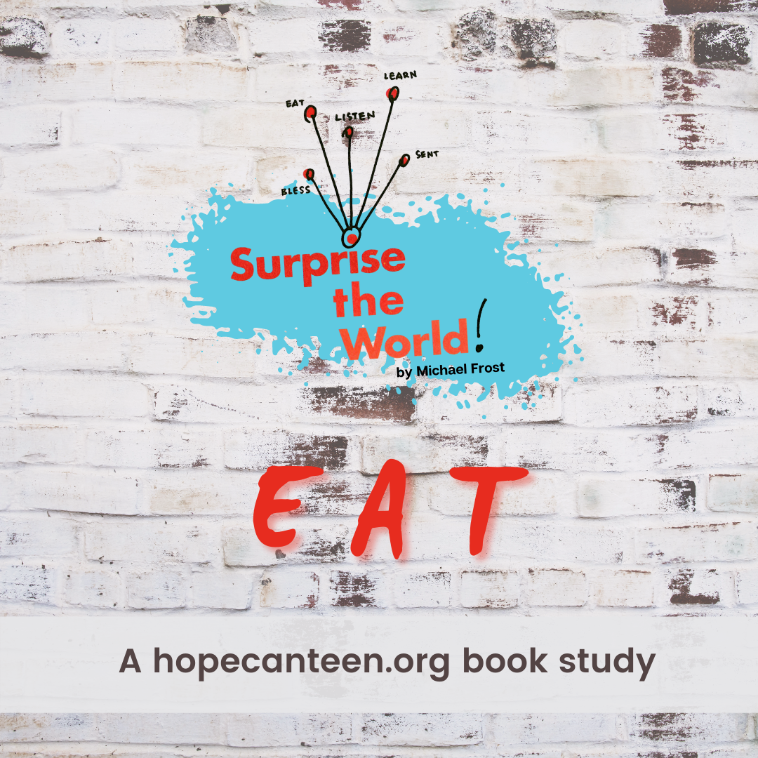 Surprise the World -- EAT