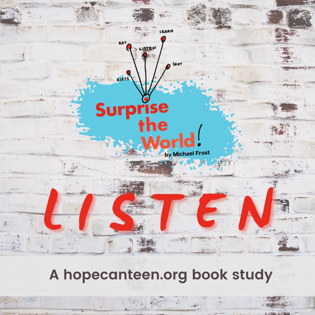 Surprise the World: LISTEN