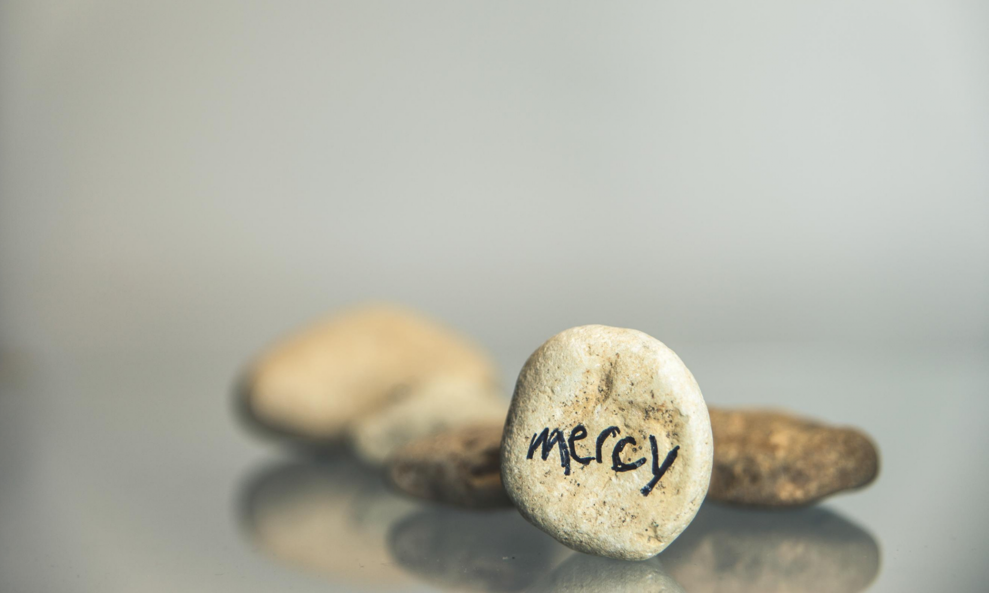 Mercy comes directly from the heart and character of God