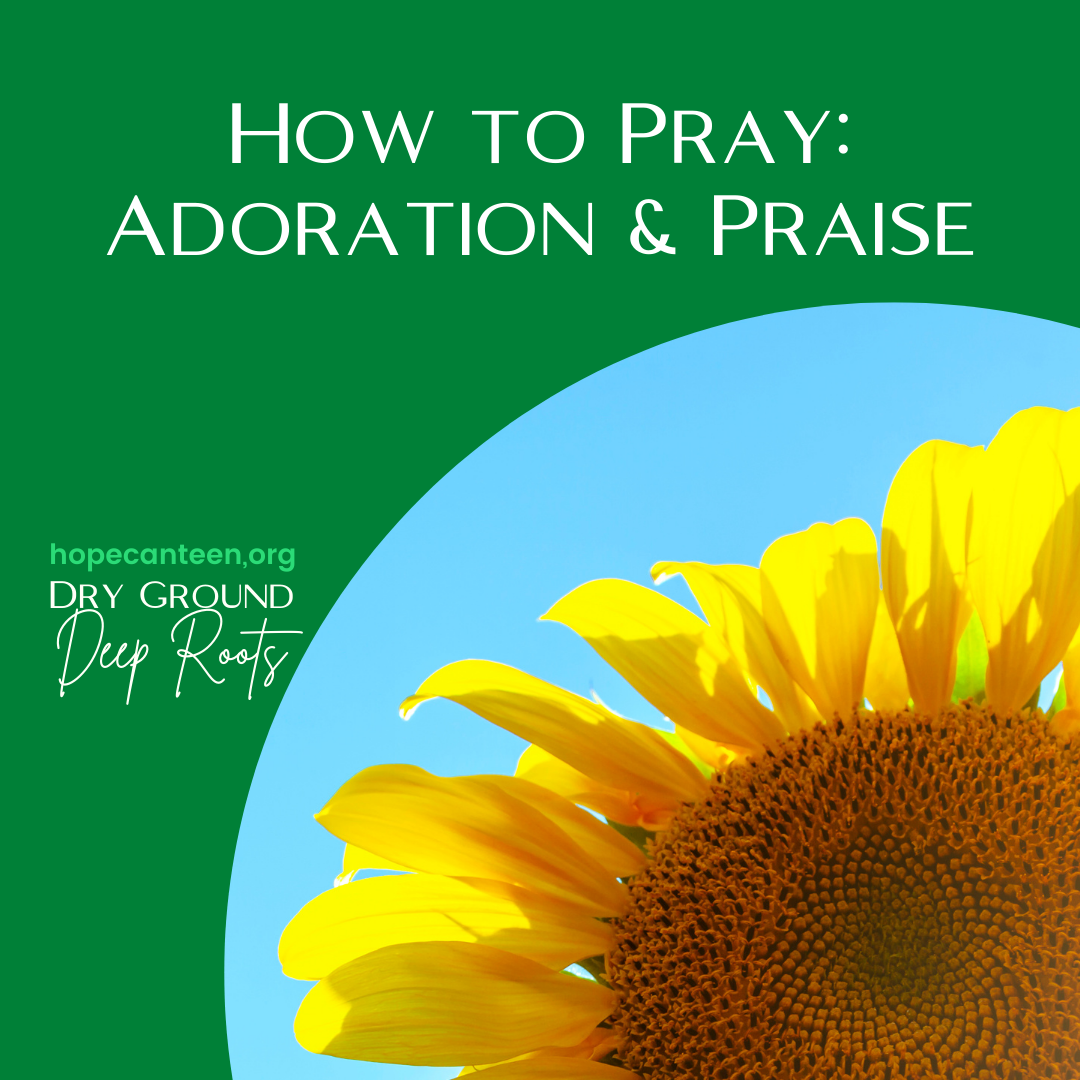 How to Pray: Adoration and Praise