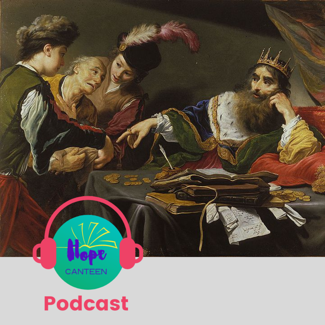 Podcast #21: Forgiveness and Mercy