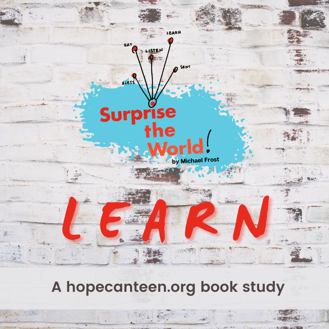 Surprise the World! - LEARN